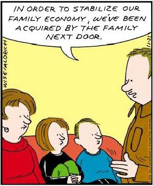 Acquisition Cartoon