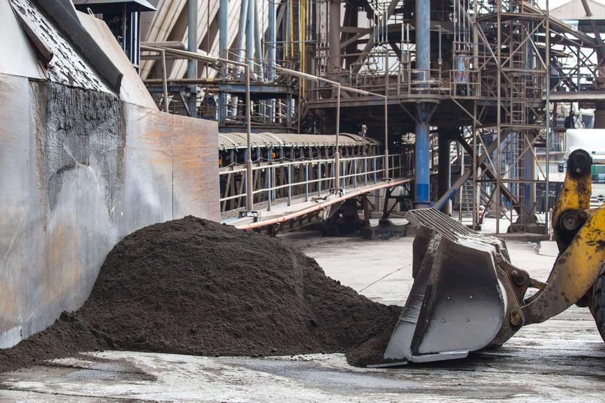 Estimating Onsite Coal Ash