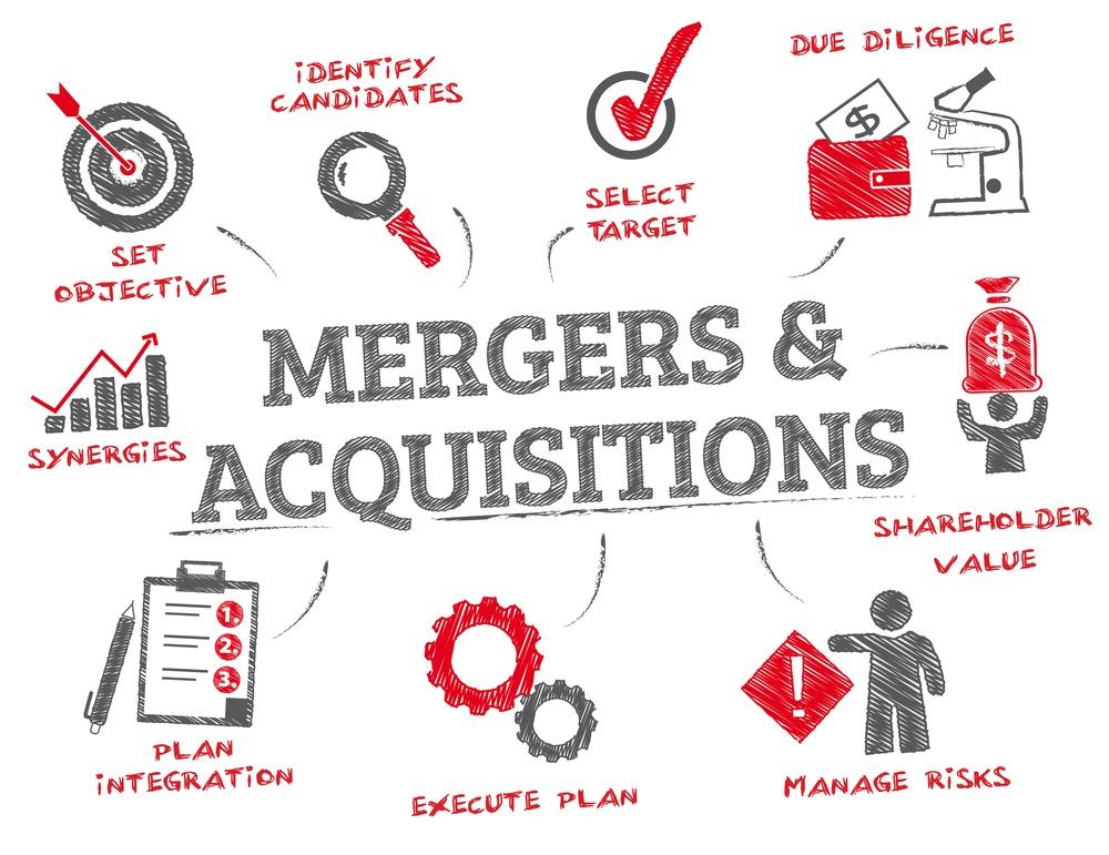 mergers plan cartoon